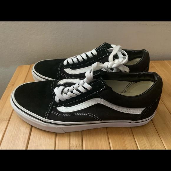 Vans Shoes | Old Skool Sneakers Sz 65